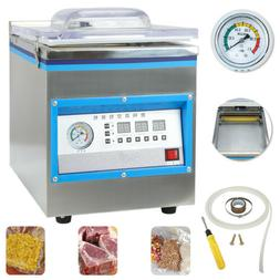 110V Commercial Automatic Vacuum Sealer Food Sealing Packing