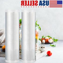"2 Pack Vacuum Sealer Bags 5""X 500 CM Food Seal Bag For  Ki"