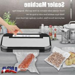 Commercial Home Food Saver Vacuum Sealer Sealing Machine Sys