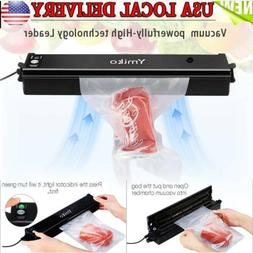Food Vacuum Sealer Machine Storage Kitchen Meal Sealing Auto