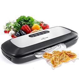 Food Vacuum Sealer White Dolphin Vacuum Sealing System Machi