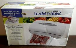 RIVAL Gourmet Seal-A-Meal Vacuum Food Sealer VS230 New Built