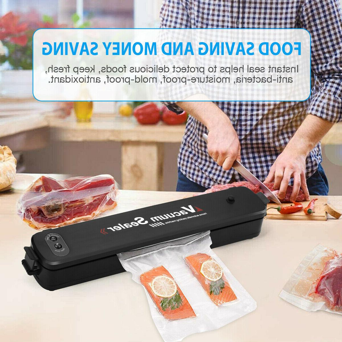 Commercial Vacuum Sealer Seal Meal Saver System free