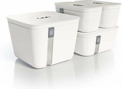 Vacuvita: Food Storage Containers with Lids, Dishwasher and
