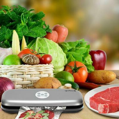 Commercial Meat Saver Vacuum Sealer + 5Bags System Fresh