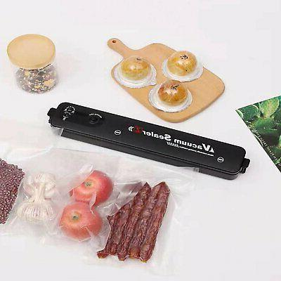 Commercial Food Saver Quick System + Bags