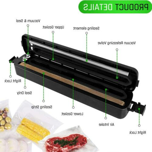 Commercial Vacuum Seal a Meal Bags