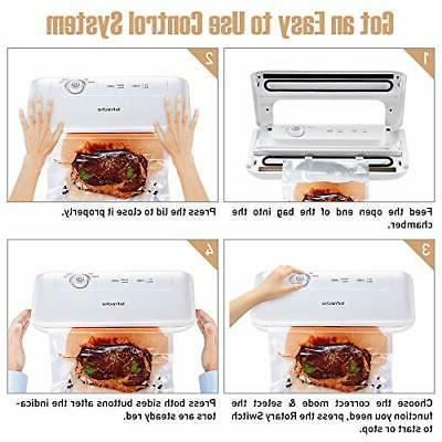 Food Vacuum Machine Packing Removable