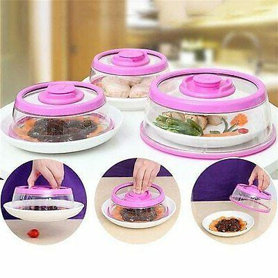 Food Vacuum Cover Plastic Kitchen Refrigerator Kitchen