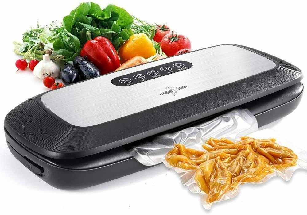 food vacuum sealer white dolphin vacuum sealing