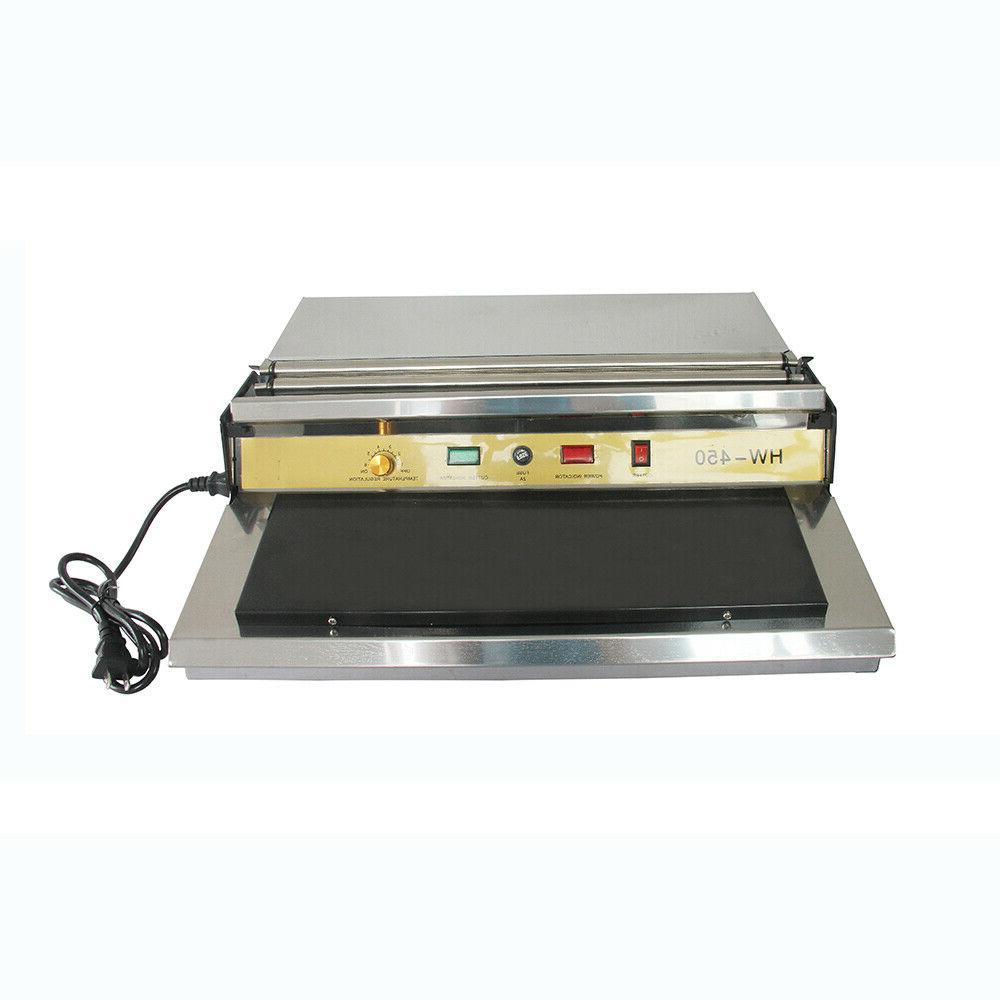 new food tray film wrapper wrapping machine
