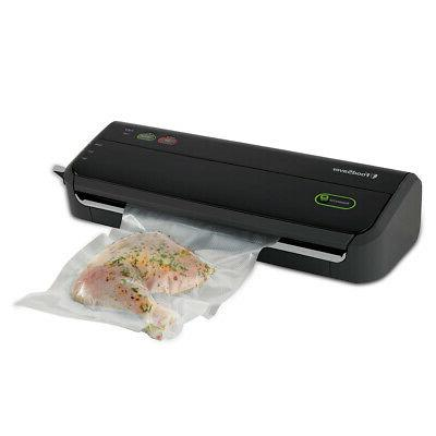 non roll vacuum sealing system