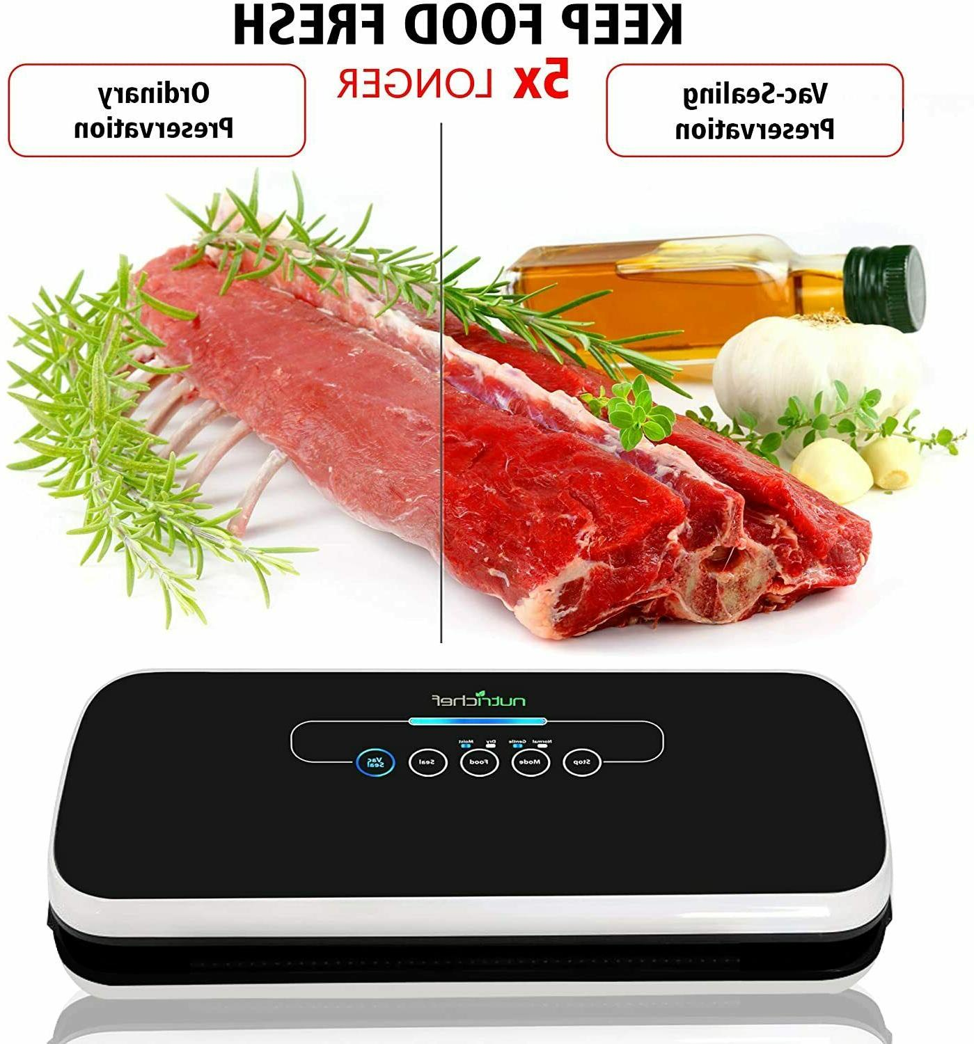 NutriChef Automatic System For