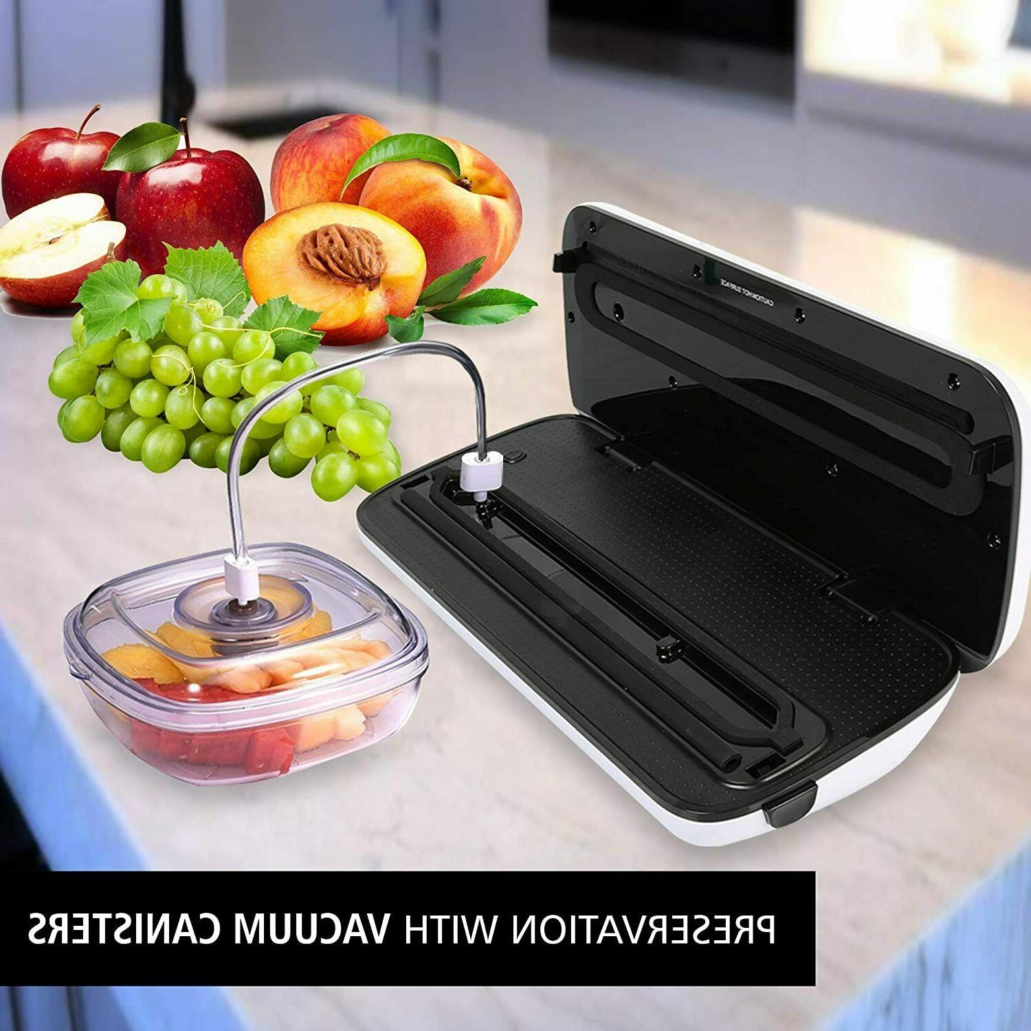 NutriChef Automatic Vacuum Sealing System