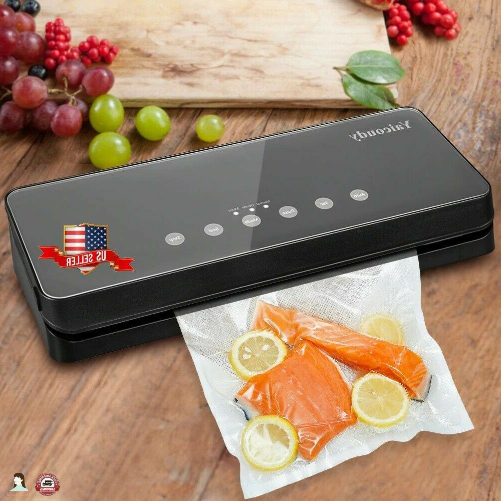 portable food vacuum sealer with free bags