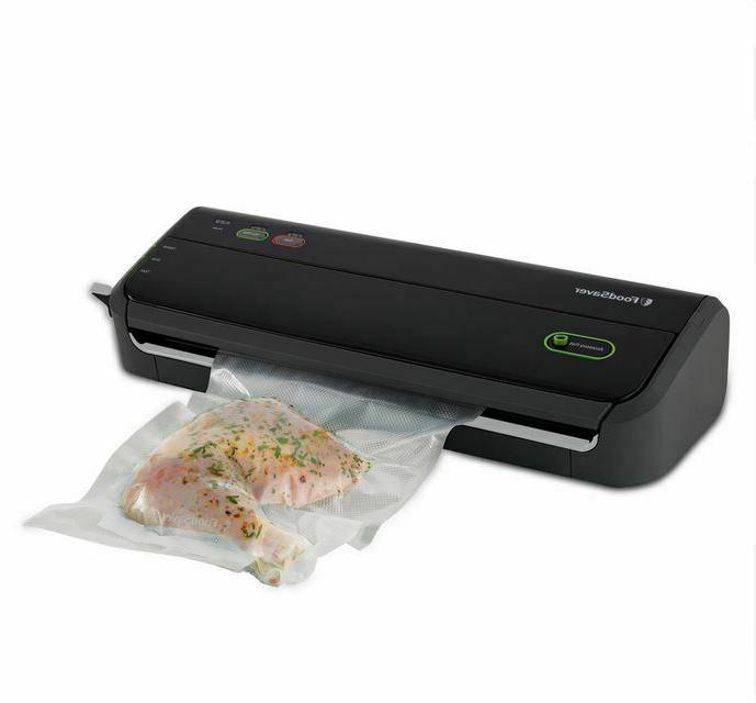 portable kitchen home food vacuum sealer free