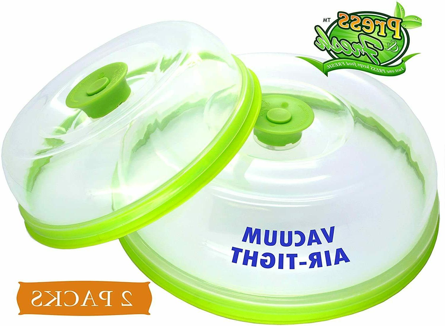 stackable vacuum air tight food sealer container