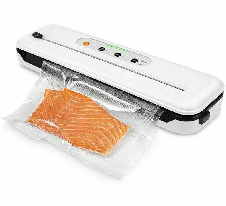 vacuum sealer sous vide packer with cutter