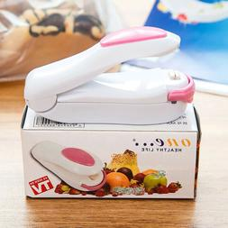 Portable Handheld Mini Heat Sealing Machine Plastic Bag Food