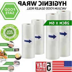 Rolls Best Food Vacuum Sealer Bags Kitchen Food Storage Bags