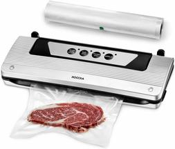 Vacuum Sealer For Food Aicook 4 in 1 Automatic Food Saver Ma