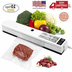 Vacuum Sealer Machine Automatic Air Sealing System for Food