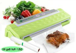 Automatic Vacuum Sealer Food Packing Sealing Machine Vegetab