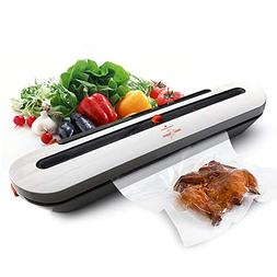 White Dolphin Vacuum Sealer Machine Automatic Vacuum Air Sea