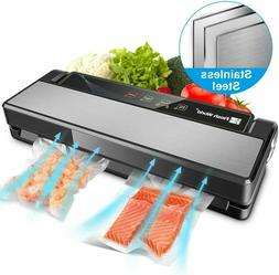 Vacuum Sealer Machine, Eficentline Automatic Food Sealers Va