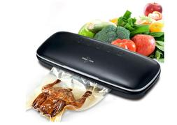 Vacuum Sealer Machine for Food Preservation with 10 Sous Vid