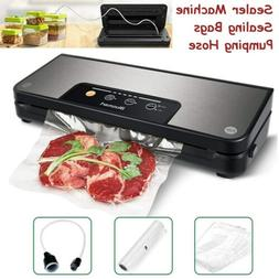 Vacuum Sealer Machine Seal a Meal Food Saver System With Fre