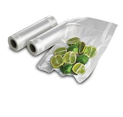 FoodSaver 8 in x 20 ft Rolls, 2-Pack